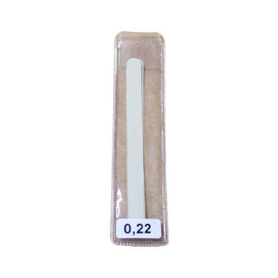 Fibra para Órtese nº 0,22 - Pacote com 3 unidades