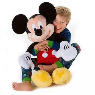 Pelúcia personagem Mickey 100cm Disney