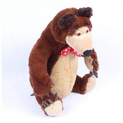 Urso de Pelúcia – Masha e o Urso 37cm