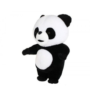 Pelúcia animal Urso Panda 40cm