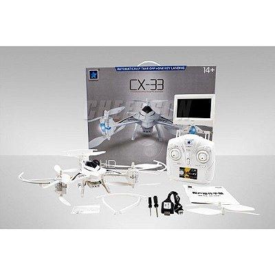 Drone Cheerson CX-33S CX33S 2.0MP HD