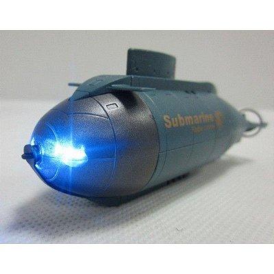 Mini Submarino de Controle Remoto