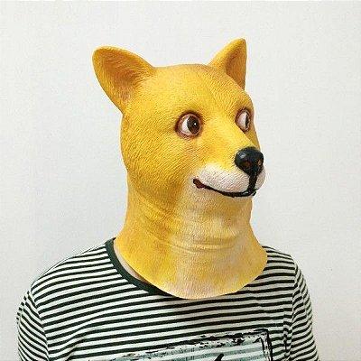 Máscara Realista - Meme Doge