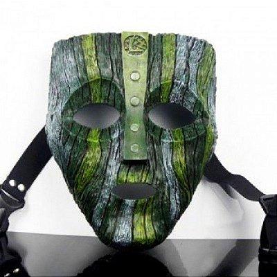 Máscara do Filme O Mascara Personagem