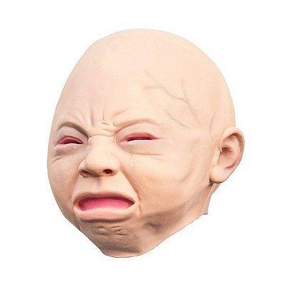 Máscara Assustadora Bebê Chorando