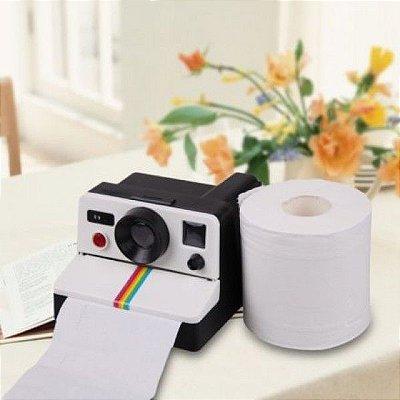 Suporte para Papel Higiênico Polaroid