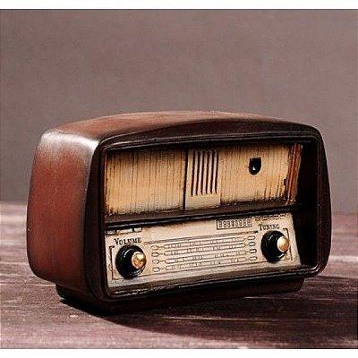 Rádio Vintage para DeCoração - Retrô