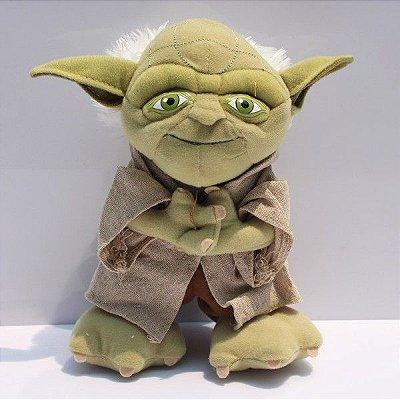 Pelúcia Mestre Yoda - Star Wars