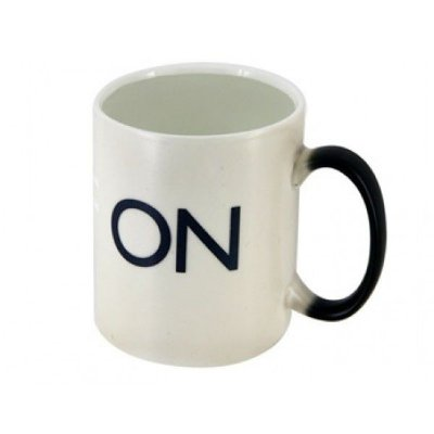 Caneca Mágica On Off 320ml