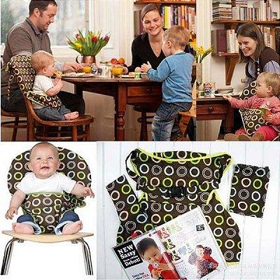 Capa de Segurança de Cadeira Para Bebês