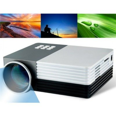 Projetor GM50 1080P HD Portáti HDMI