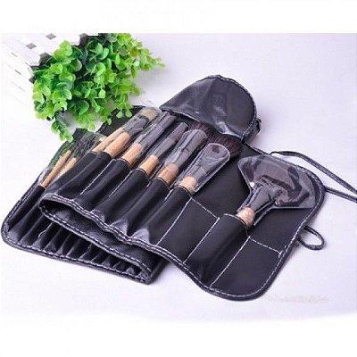 Kit 32 Pinceis Profissionais de Maquiagem