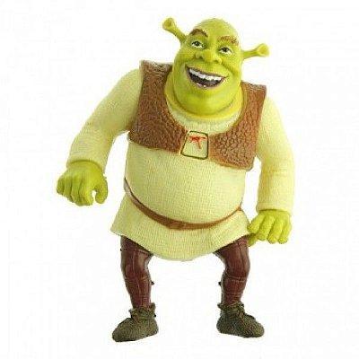 Boneco Shrek 16 Cm Personagem