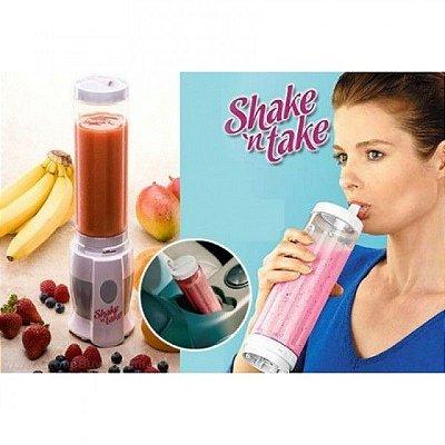 Shake Take – Mini Espremedor de Frutas