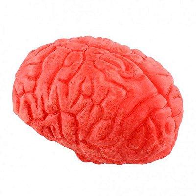 Cérebro de Plástico para Pegadinhas 14cm
