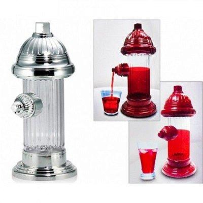 Dispenser para Bebidas no Estilo Hidrante