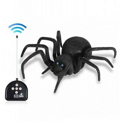 Aranha Viúva Negra de Controle Remoto