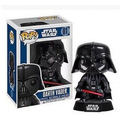 Boneco Vinil Mini Darth Vader Star Wars