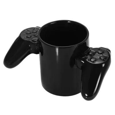 Caneca cerâmica do estilo do Gamepad