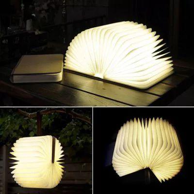 Luminária páginas criativas