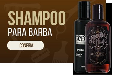 Banner Shampoos de Barba