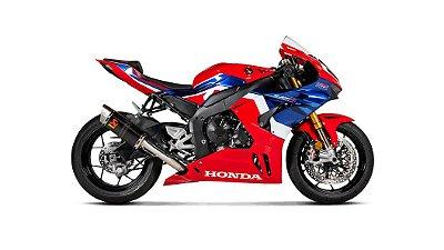 Ponteira Akrapovic Honda Cbr1000rr 2021 CARBONO
