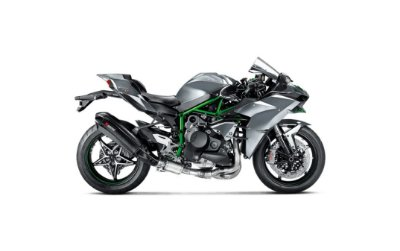 Escapamento Akrapovic Evolution Kawasaki H2