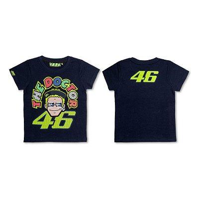 Camiseta VR|46 Infantil VRKTS206602 8/9 anos