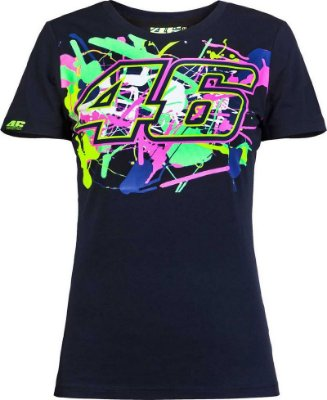 Camiseta VR|46 Feminina VRWTS205702