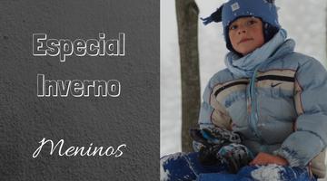 Especial Inverno - Meninos