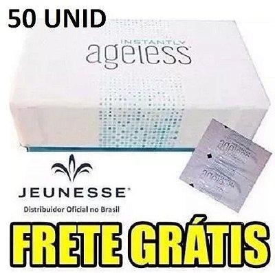 Ageless Creme Instantâneo Efeito Cinderela Jeunesse (Caixa 50 Saches)