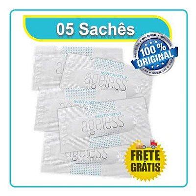 Instatly Ageless Creme Instantâneo JEUNESSE (5 Saches) - Frete Grátis