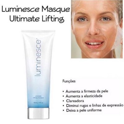 MÁSCARA FACIAL NUTRITIVA - LUMINESCE LIFTING MASQUE  Jeunesse