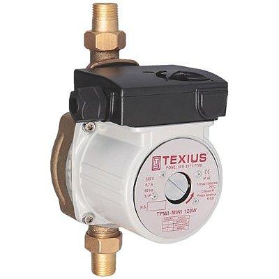 PRESSURIZADOR  COM  FLUXOSTATO  TEXIUS  TPWI-MINI-BR 120W 15 Litros