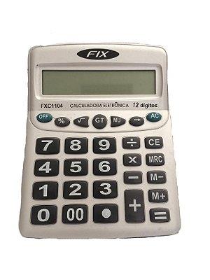 CALCULADORA FIX FXC1104
