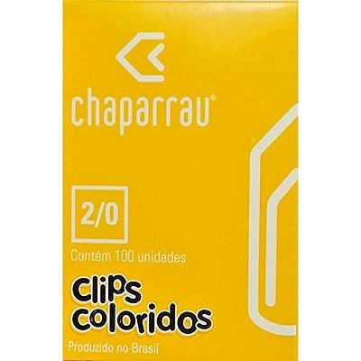 CLIPS CHAPARRAU 2/0 COLORIDO