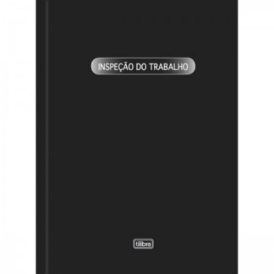 LIVRO INSPEÇAO DE TRABALHO 50F