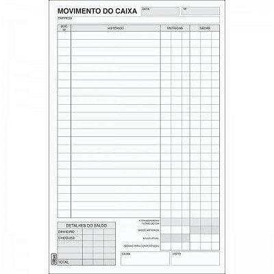 LIVRO MOVIMENTO CX DUPLEX TILIBRA