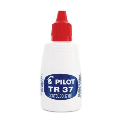 TINTA P/PINCEL ATOMICO PILOT TR37 VERMELHA