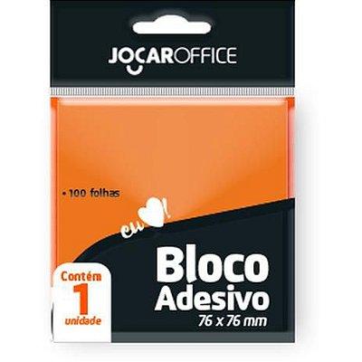 BLOCO POST-IT 76x76MM LARANJA LEO&LEO