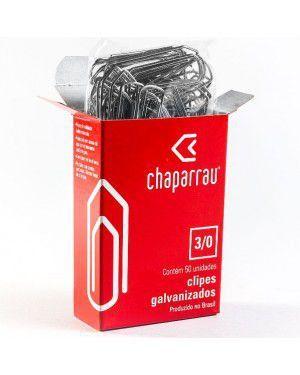 CLIPS CHAPARRAU 3/0 50 UN