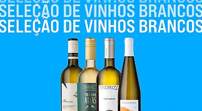 Seleção de Vinhos Brancos