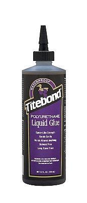 Titebond – Cola Multiuso de Poliuretano - Titebond Polyurethane Glue 237ml (2303)