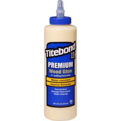 Titebond – Cola Premium Titebond II Wood Glue 473ml (5004)