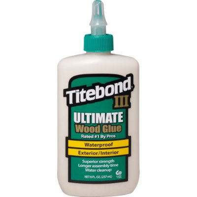 Titebond - Cola Ultimate III Wood Glue 237ml (1413)