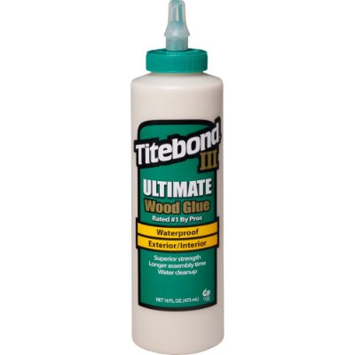 Titebond - Cola Ultimate III Wood Glue 473ml (1414)