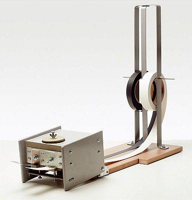 Maqanbi - Aplicador de cola em fitas de borda (p/ 2 fitas: 22, 35 mm) RV-RMQA A02
