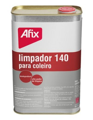 AFIX - Limpador 140 p/ Coleiro 1 Litro - ONU 1993