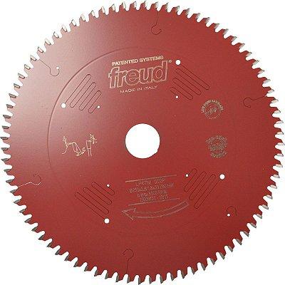 """Disco de Serra Circular 250 mm x 2,8 (10"""") 80z Dentes LP67M002P F30 ALT p/ cortar MDF - Freud"""
