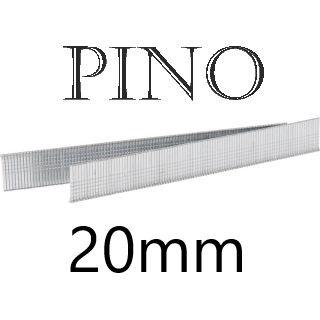 Pino 20 mm PPV 20, caixa com 2.500 peças - VONDER